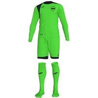 FC Vorwärts Kornharpen Torwart Set Junior grün